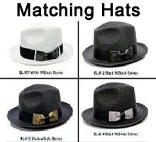 Mens Dress Hats