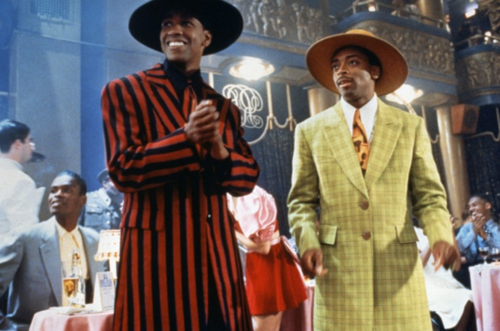 Zoot suits for men