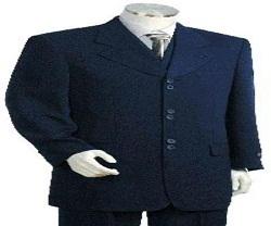 5 button suits
