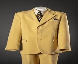 bronze suits