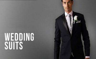 Mens Wedding Suits