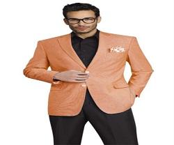 Peach Suit