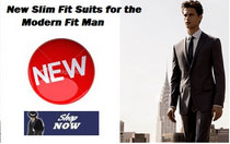 Slim Cut Vented Suits