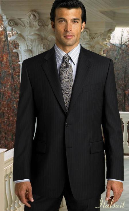 2 On Black Suit 7696 Jpg