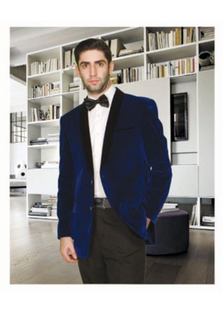 2-Buttons-Velvet-Royal-Blue-Jacket-24411.jpg