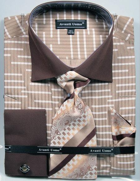 Beige-Unique-Broken-Stripe-Shirt-32385.jpg