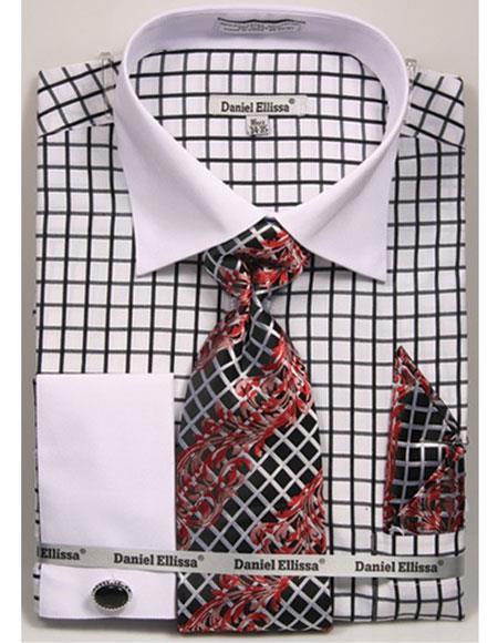Black-Checked-Pattern-Dress-Shirt-32396.jpg
