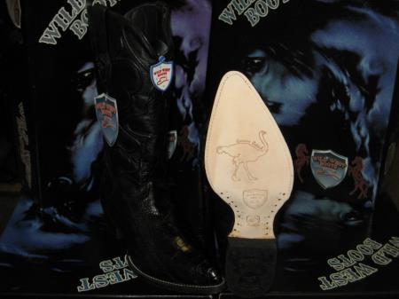 Black-Ostrich-Skin-Western-Boot-16767.jpg