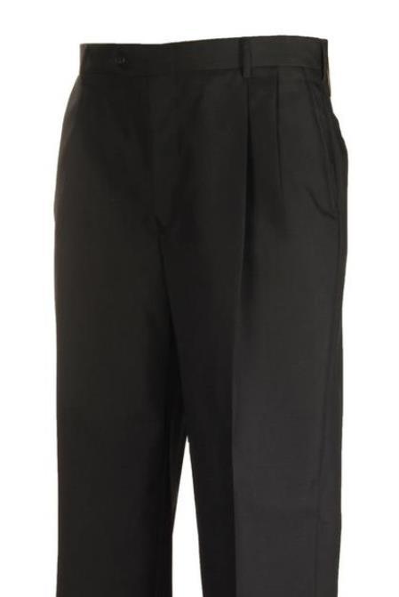 Black-Pleated-Separate-Dress-Pants-32594.jpg