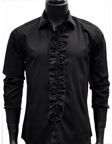 Black-Ruffled-Cotton-Dress-Shirt-33461.jpg