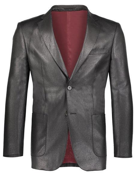 Black-Shiny-Solid-Pattern-Blazer-35107.jpg