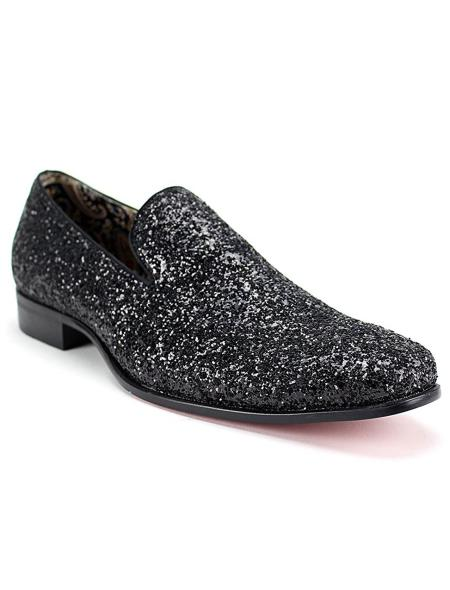 Style Synthetic Amazing Glitter Dress Shoes