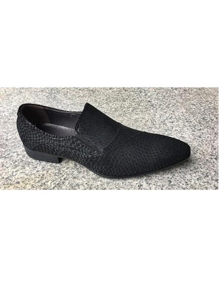 Black-Textured-Design-Shoe-40083.jpg