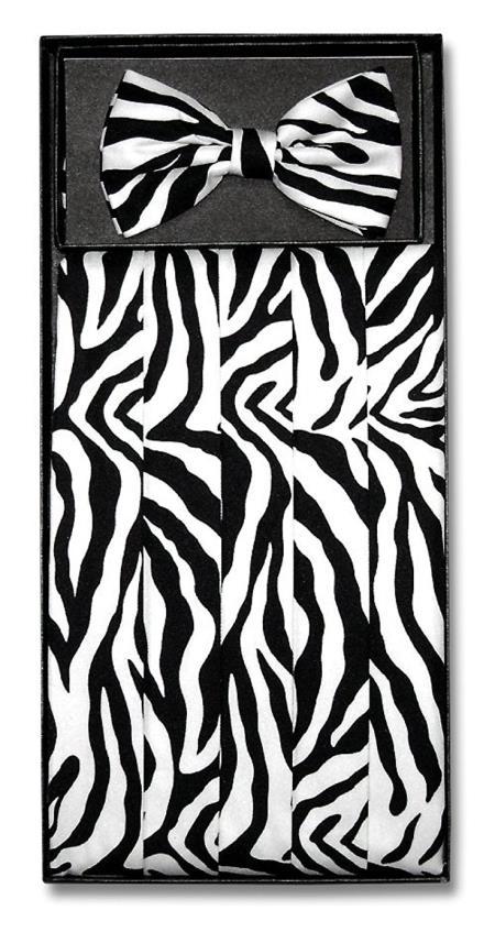 Black-White-Color-Polyester-Bowtie-32175.jpg