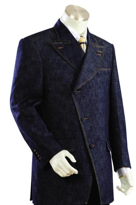 Pachuco Zoot Suits Mens 1940s Fashion