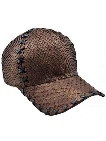 Brown-Alligator-Skin-Cap-28492.jpg