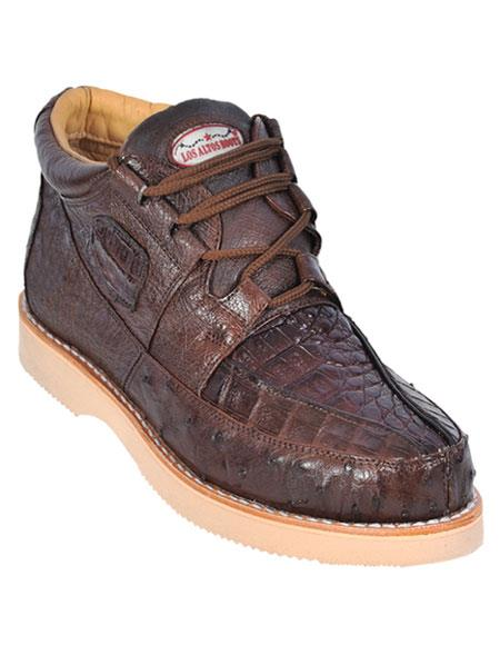 Brown-Caiman-Ostrich-Skin-Sneakers-31383.jpg