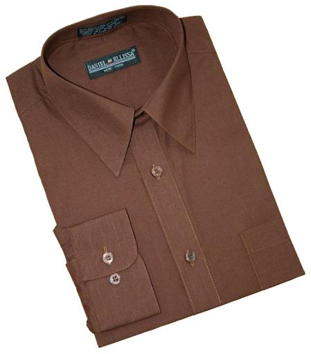 Brown-Cotton-Dress-Shirt-5070.jpg