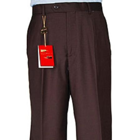 Brown-Single-Pleat-Wool-Pants-5860.jpg