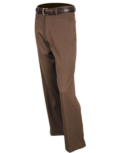 Brown-Solid-Pattern-Dress-Pants-33875.jpg