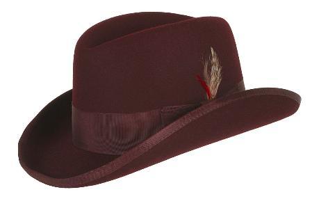 Burgundy-Color-Wool-Homburg-Hat-2375.jpg