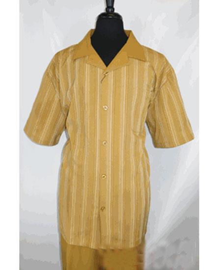 Camel-Color-Stripe-Pattern-Shirt-39144.jpg