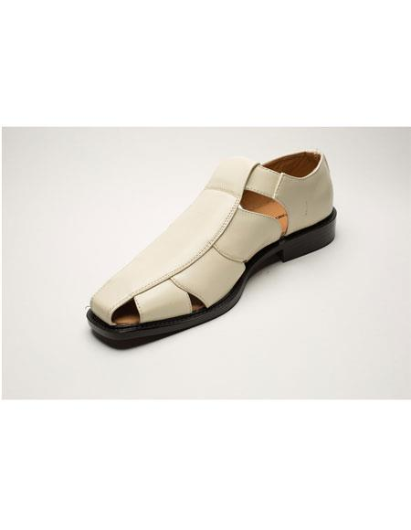 Casual-Adjustable-Straps-Shoes-Cream-37005.jpg