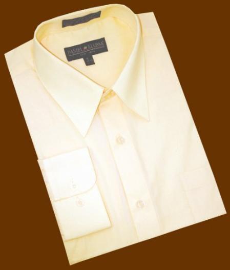 Champagne-Color-Cotton-Dress-Shirt-5068.jpg