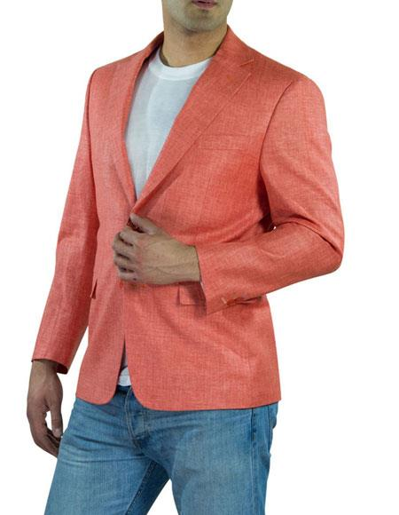 Coral-Color-Single-Breasted-Blazer-33149.jpg