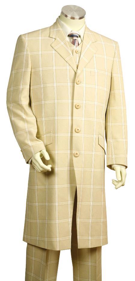 Cream-Color-Zoot-Suit