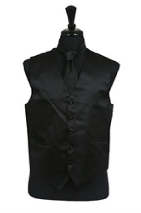 Dark-Black-Vest-With-Tie-8128.jpg