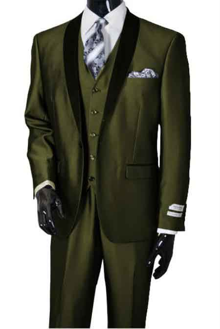 Dark-Olive-Sharkskin-Vested-Suit-37947.jpg