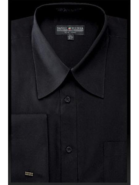 French-Cuff-Solid-Black-Shirt-31593.jpg