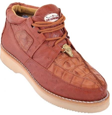 38be6d98be39 Gator-Skin-Cognac-Casual-Shoes-19870.jpg