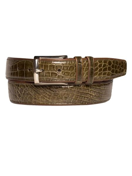 Genuine-Alligator-Olive-Skin-Belt-39151.jpg