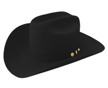 Genuine-Beaver-Fur-100x-Felt-Hat-Black-11327.Jpg
