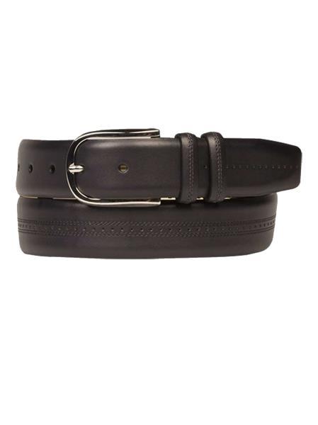 Genuine-Calfskin-Taupe-Skin-Belt-39186.jpg