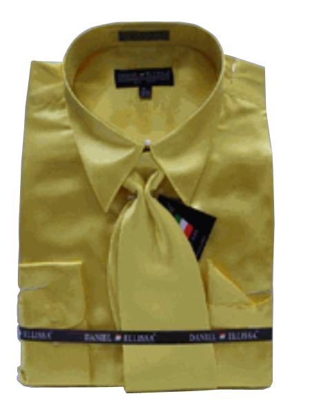 Gold-Color-Shirt-With-Tie-4071.jpg