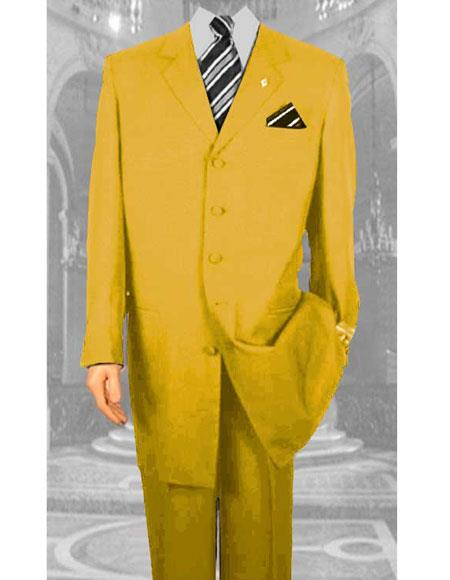 Gold-Mustard-Color-Zoot-Suit