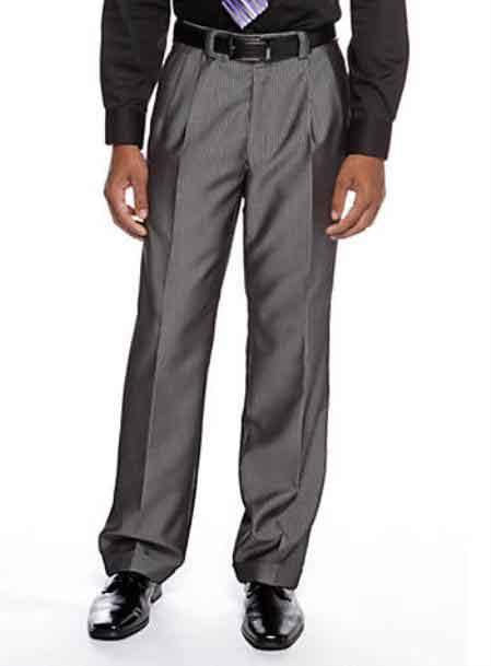 Gray-Color-Flat-Front-Pants-33145.jpg