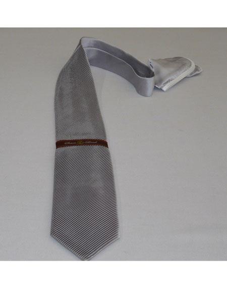 Gray-Formal-Silk-Pleated-Tie-34620.jpg
