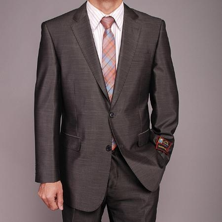 Gray-Shiny-2-Button-Suit-8010.jpg