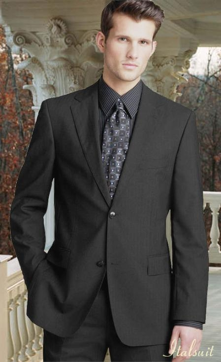 Gray-Two-Buttons-Wool-Suit-7719.jpg