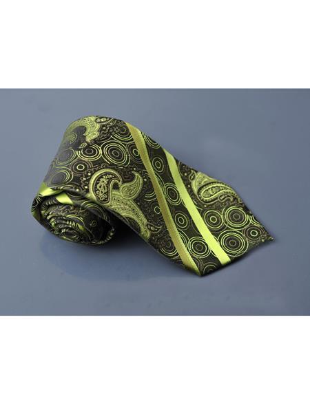 Green-Black-Woven-Necktie-33015.jpg