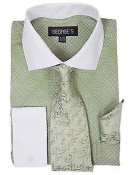 Green-French-Cuff-Dress-Shirt-27392.jpg