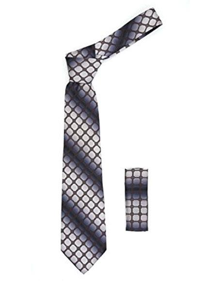 Grey-Brown-Squares-Necktie-Hanky-31585.jpg