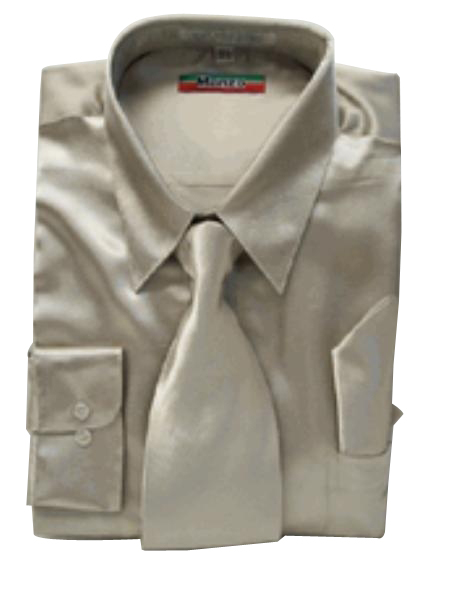 Khaki-Color-Shirt-With-Tie-4072.jpg