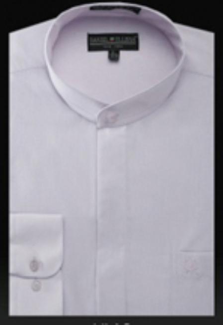 Lavender-Banded-Collar-Dress-Shirts-5979.jpg