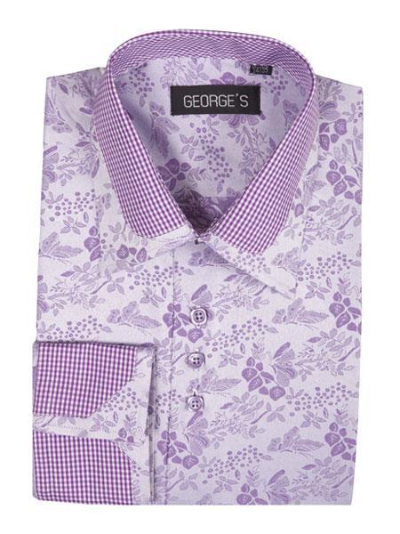 Lavender-Color-Standard-Cuff-Shirt-32150.jpg