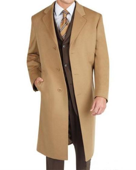 Mens suit overcoats